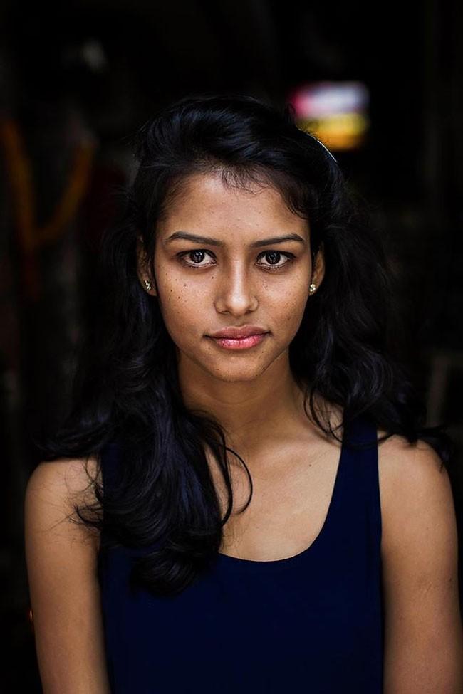來自不同國家的女性臉龐:攝影師捕捉對於「美」的各種定義! 6