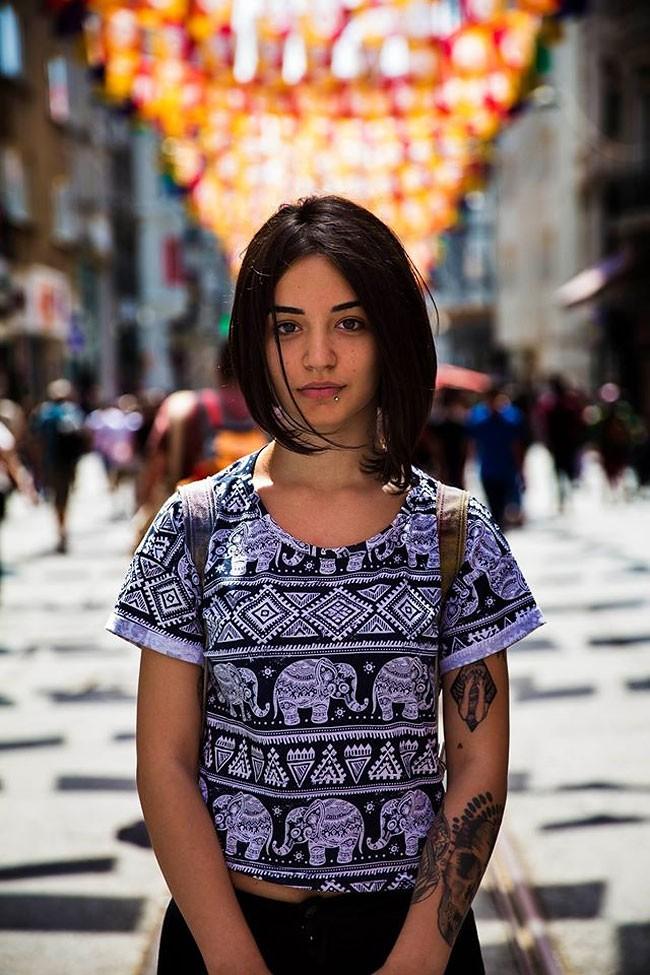 來自不同國家的女性臉龐:攝影師捕捉對於「美」的各種定義! 11