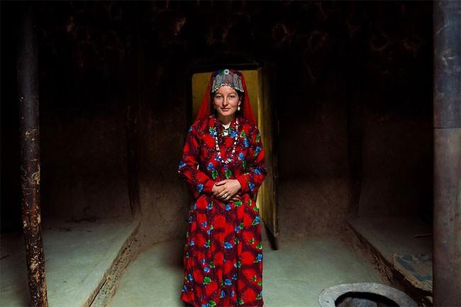 來自不同國家的女性臉龐:攝影師捕捉對於「美」的各種定義! 12