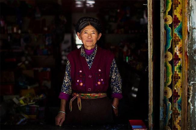 來自不同國家的女性臉龐:攝影師捕捉對於「美」的各種定義! 14