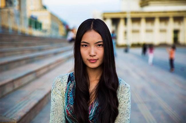 來自不同國家的女性臉龐:攝影師捕捉對於「美」的各種定義! 18
