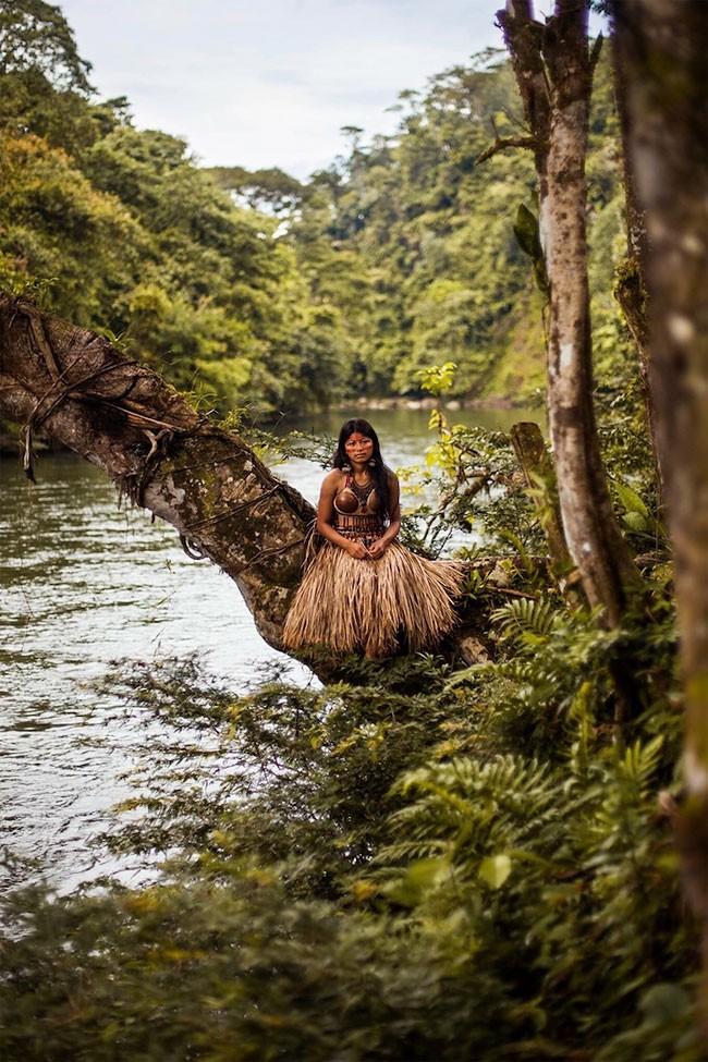 來自不同國家的女性臉龐:攝影師捕捉對於「美」的各種定義! 22