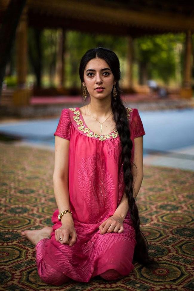 來自不同國家的女性臉龐:攝影師捕捉對於「美」的各種定義! 24