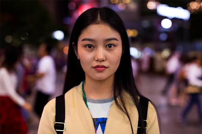 來自不同國家的女性臉龐:攝影師真實捕捉對於「美」的各種定義! 25