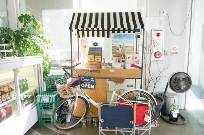 Shop Cafe Event scope seoul 2