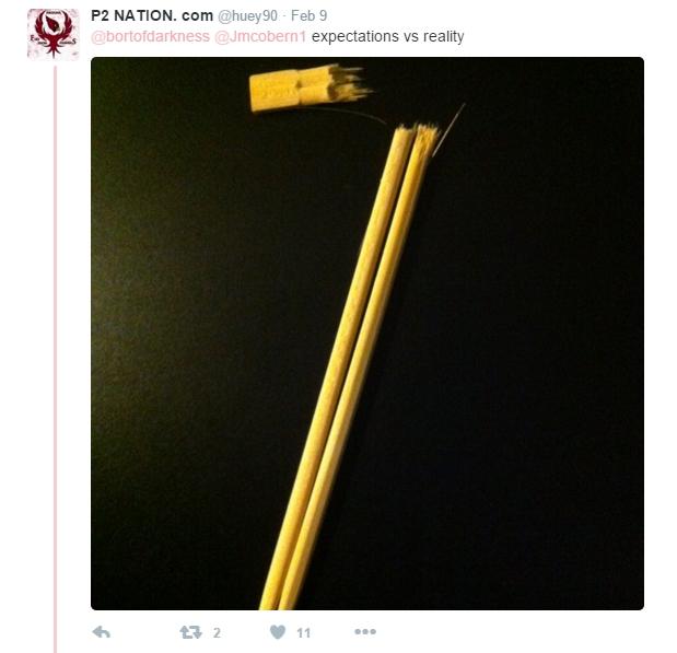 開心大發現,誰能告訴我即棄筷子的真正用法? 1