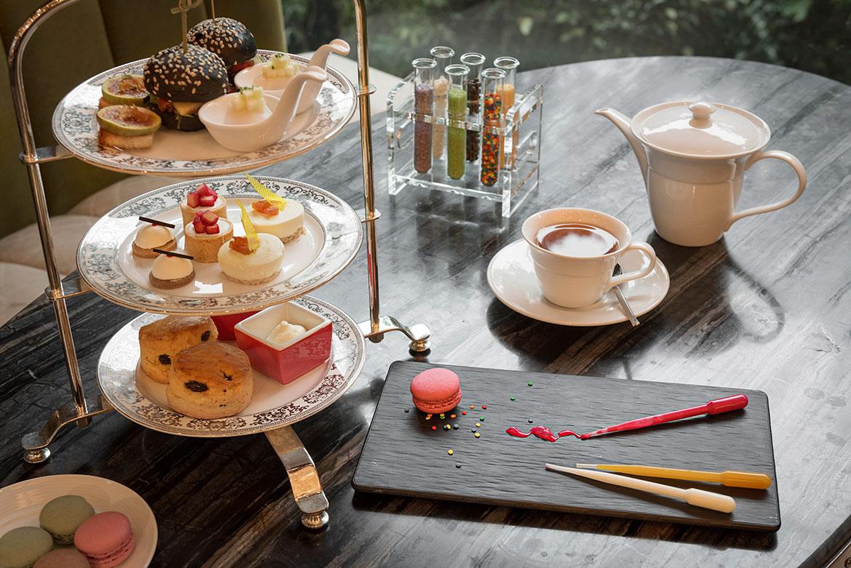甜藝下午Arty-noon: 美食結合藝術!絕對副合美學的夢幻英式下午茶啊! 1