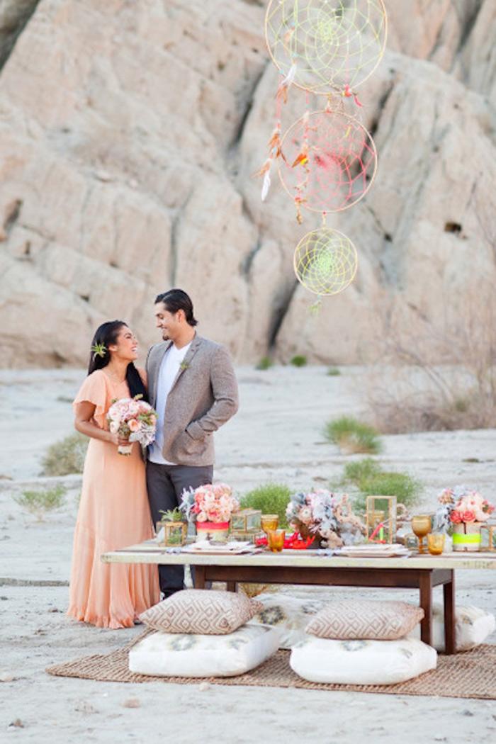BOHO Style : Dreamcatcher Wedding 1