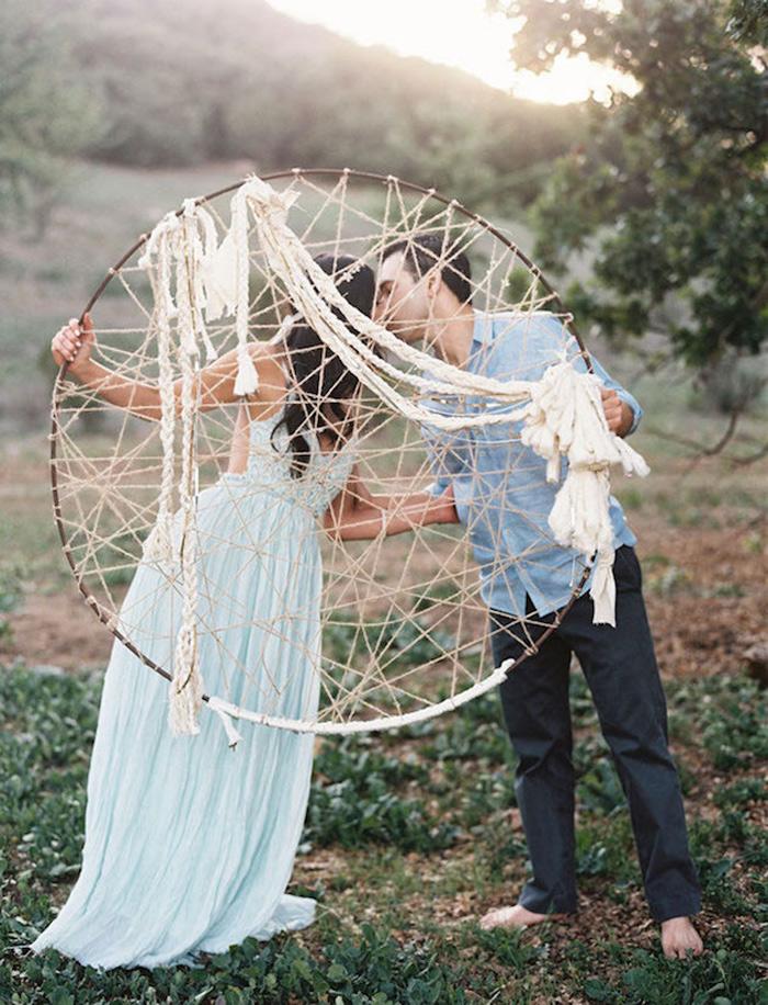 BOHO Style : Dreamcatcher Wedding 2