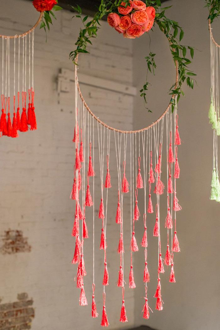 BOHO Style : Dreamcatcher Wedding 4