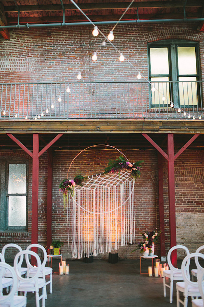 BOHO Style : Dreamcatcher Wedding 8