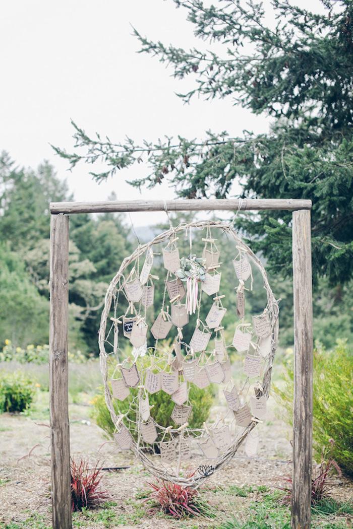 BOHO Style : Dreamcatcher Wedding 16