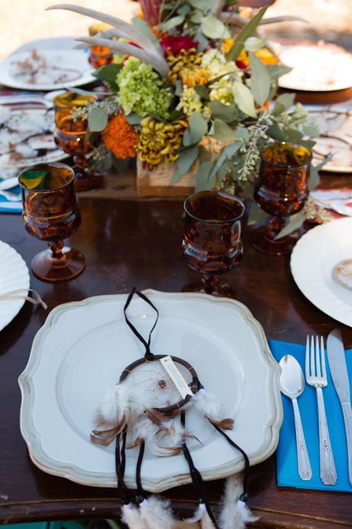 BOHO Style : Dreamcatcher Wedding 19