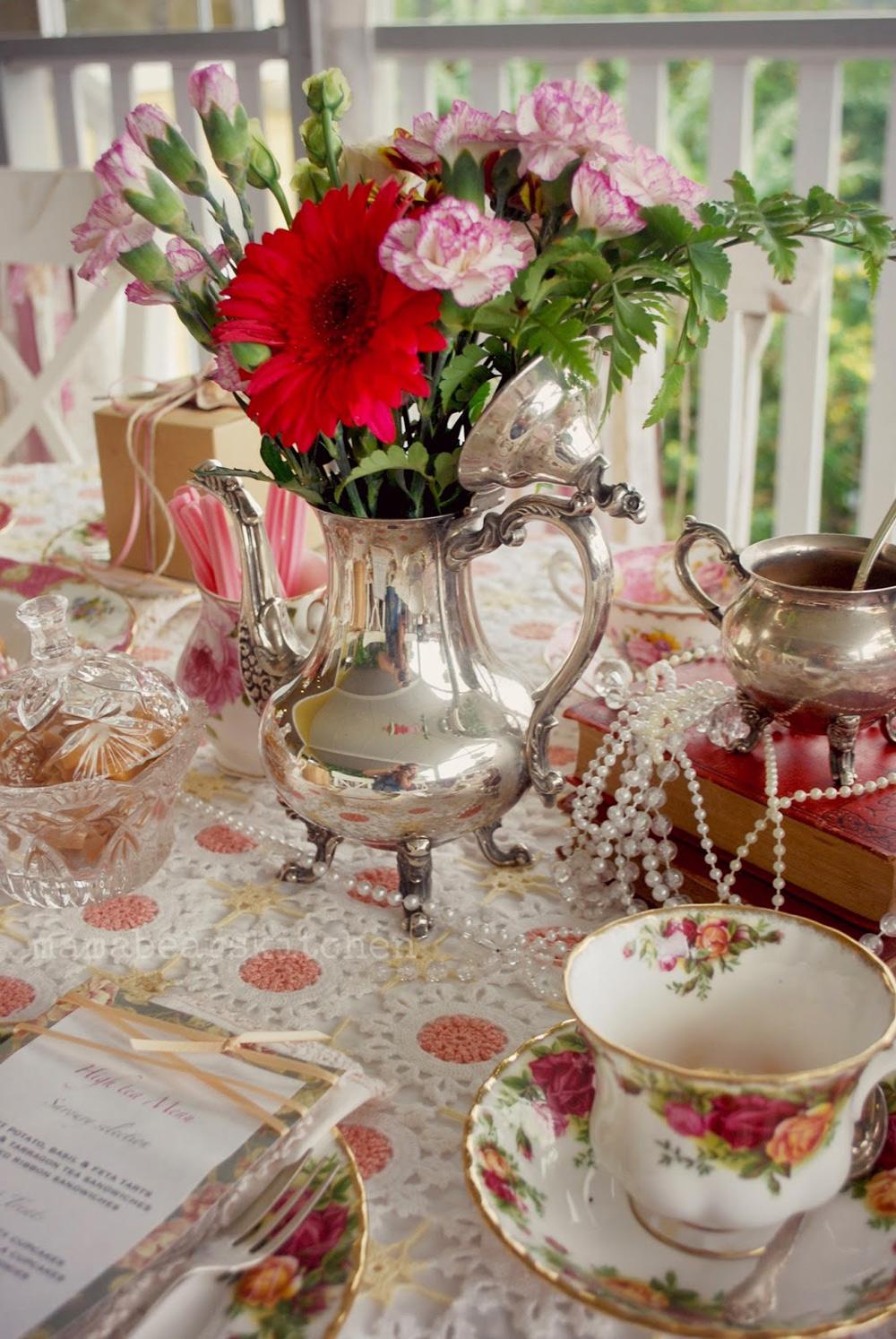 High Tea Luncheon 16