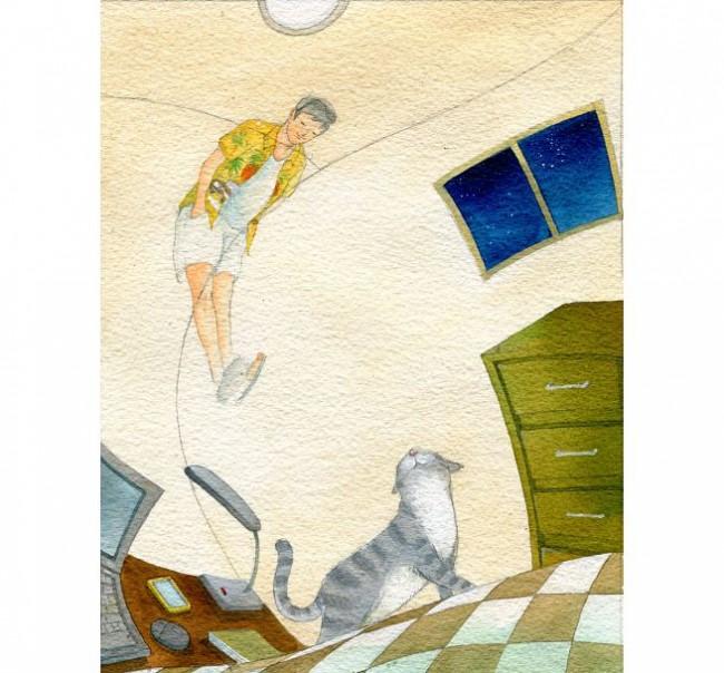 世界から猫が消えたなら:你願意用貓去換取一天生命嗎? 7