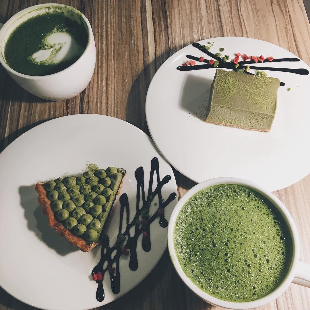 台北必吃抹茶甜點 9