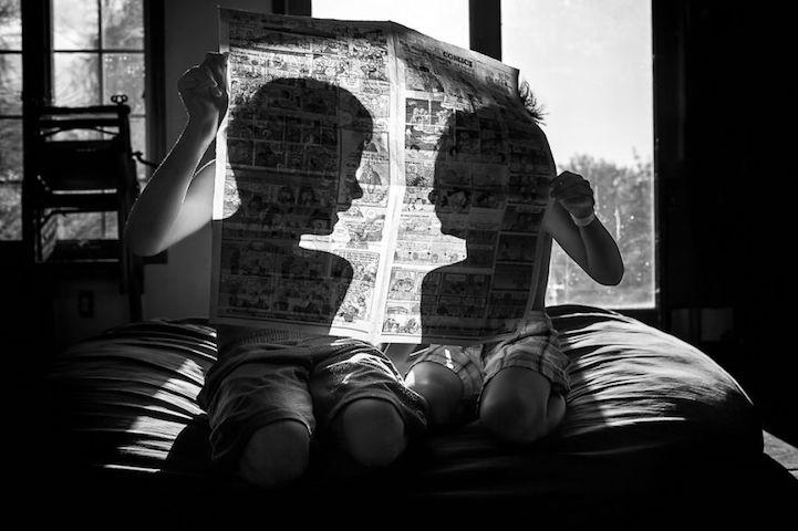 將彩色的童年以黑白畫面呈現,B&W Child 攝影大獎得主宣揚童年能量 2