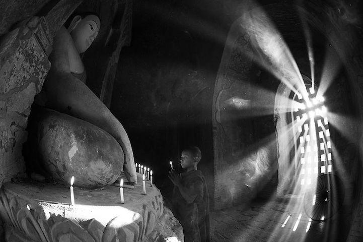 將彩色的童年以黑白畫面呈現,B&W Child 攝影大獎得主宣揚童年能量 7