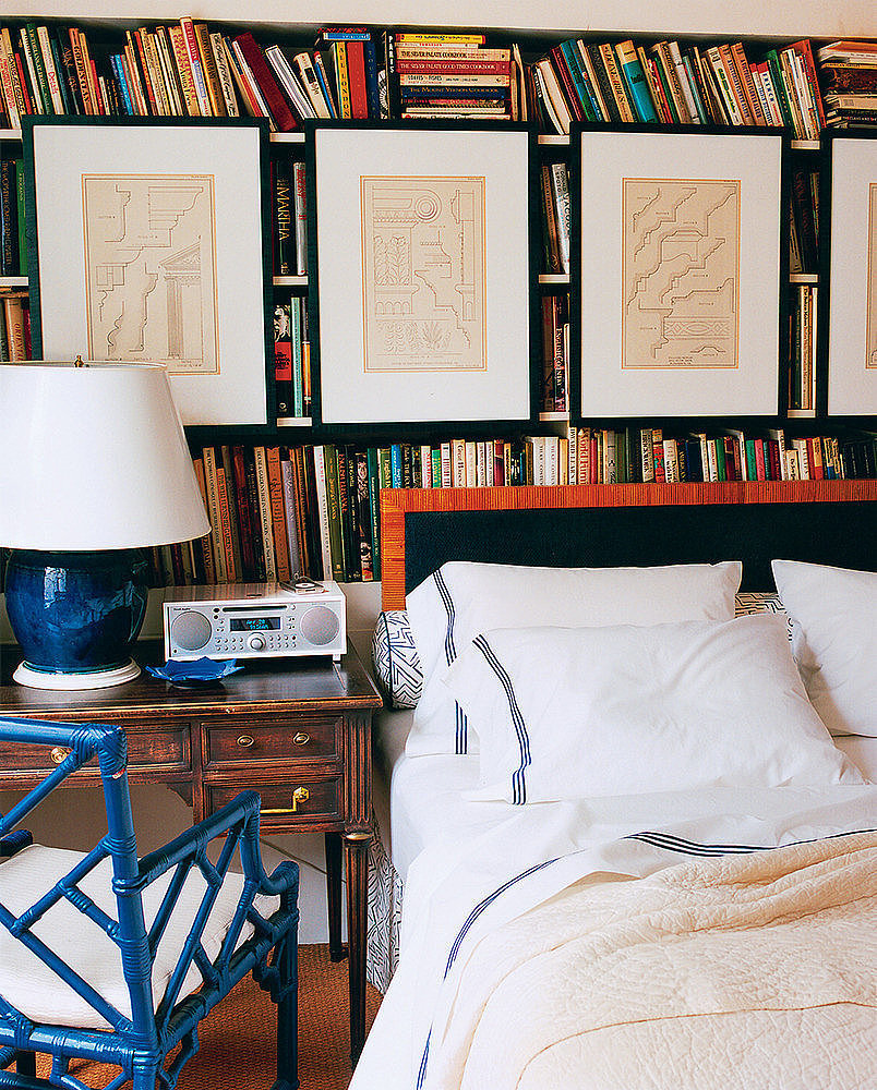10 bedroom library ideas a day magazine for Bedroom ideas for book lovers