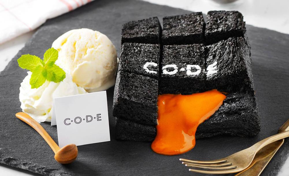 甜點大魔王:來自曼谷 CODE Cafe of Dessert Enthusiast 的熔岩烤土司 5