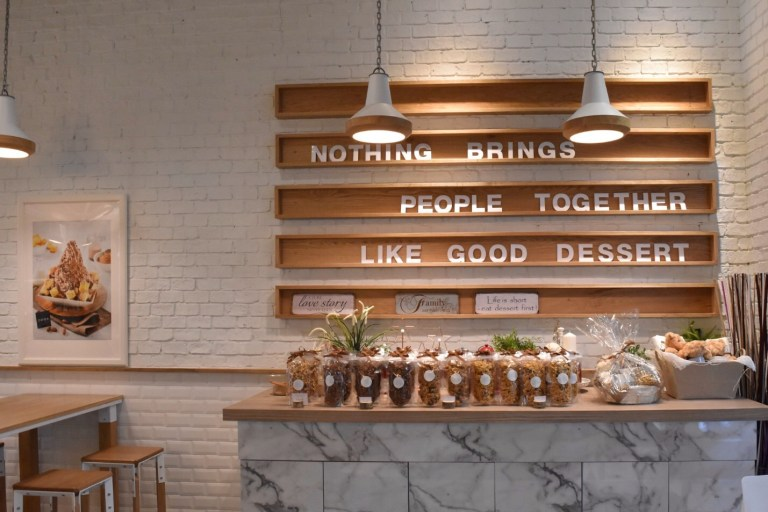 甜點大魔王:來自曼谷 CODE Cafe of Dessert Enthusiast 的熔岩烤土司 8