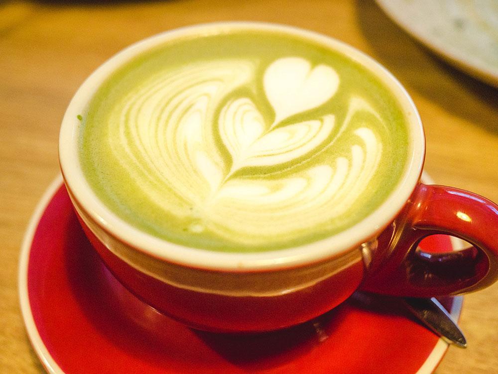 #慢遊香港:尋找鬧市中的寧靜一角 - Coffee Green Tea 8
