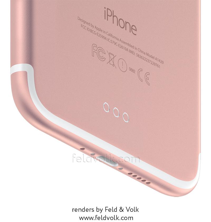這是 iPhone 7 嗎?網路瘋傳Apple雙鏡頭設計新機 2