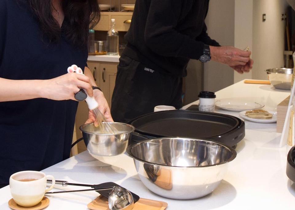 跟妳的好姐妹們約好一起到「九州鬆餅Kitchen」學做鬆餅吧! 11