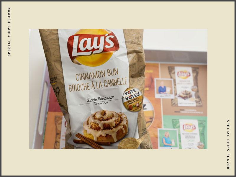 25種來自世界各地的特殊口味薯片,每一種都好想試試看! 15