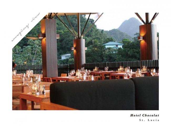 眼見為憑,讓你大開眼界的24家餐廳 24