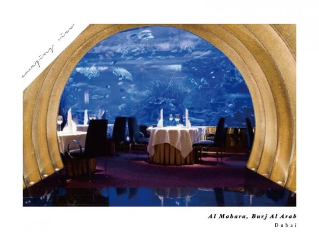 眼見為憑,讓你大開眼界的24家餐廳 28