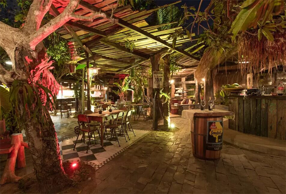 Cool places to stay a day for Bali places to stay