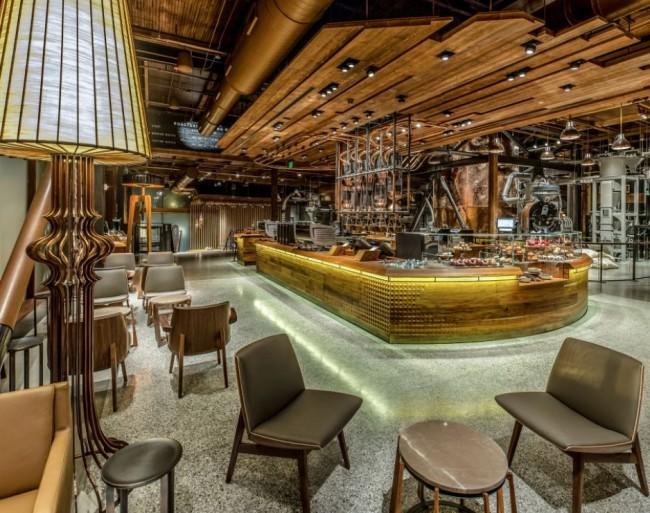 來自紐約最新地標:全球最大 Starbucks 門市! 2