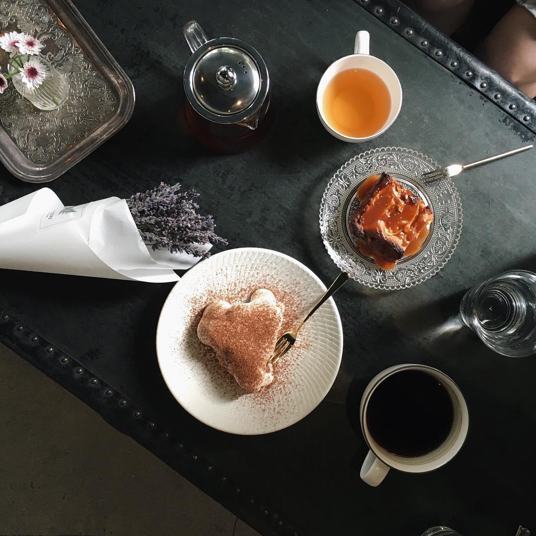 怎麼拍都美 台北x家高質感咖啡廳 9