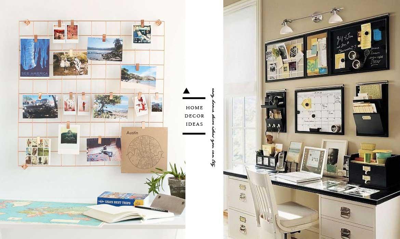 2016 Home Decor Ideas: 小資女生也能住得很舒適!12個實用 Home Decor Ideas 改造你的住宅氣氛 ‧ A Day Magazine