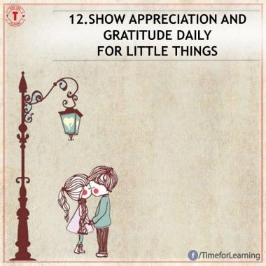 25 Simple Secrets Of Long-Lasting Relationships 13