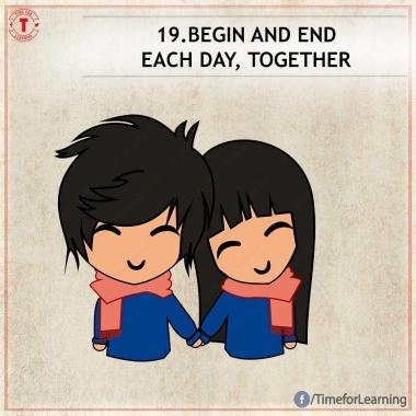 25 Simple Secrets Of Long-Lasting Relationships 20