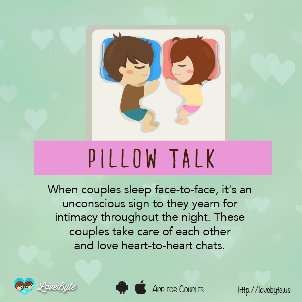 Different Types Of Sleeping Positions That Couples Tend To Doze Off In 7