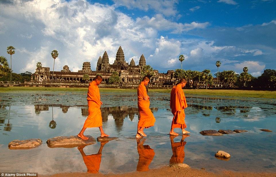 From Cambodia's Angkor Wat to Machu Picchu: TripAdvisor's best-rated landmarks around the world revealed 2