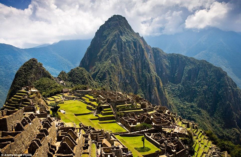 From Cambodia's Angkor Wat to Machu Picchu: TripAdvisor's best-rated landmarks around the world revealed 3