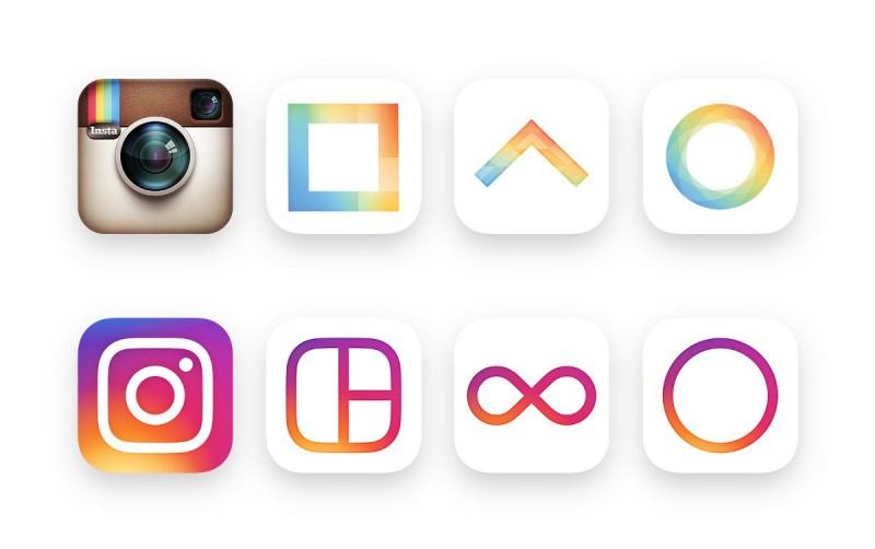 「再見了,拍立得相機。」Instagram 換上全新彩虹 Logo,你喜歡嗎? 2