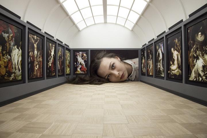 Miniature Galleries:把頭塞進微型美術館裡換種方式看展覽 6