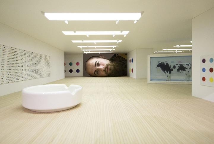 Miniature Galleries:把頭塞進微型美術館裡換種方式看展覽 7
