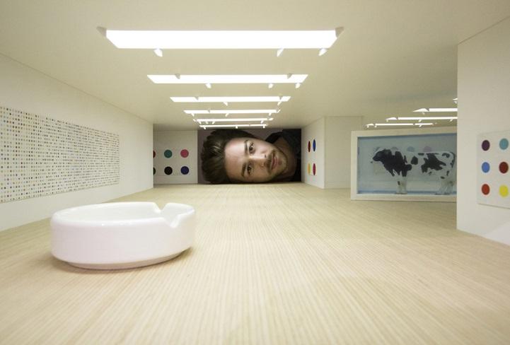 Miniature Galleries:把頭塞進微型美術館裡換種方式看展覽 8