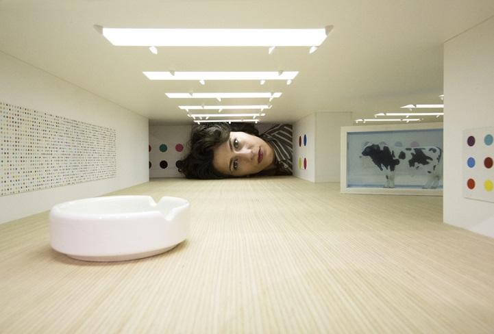 Miniature Galleries:把頭塞進微型美術館裡換種方式看展覽 9