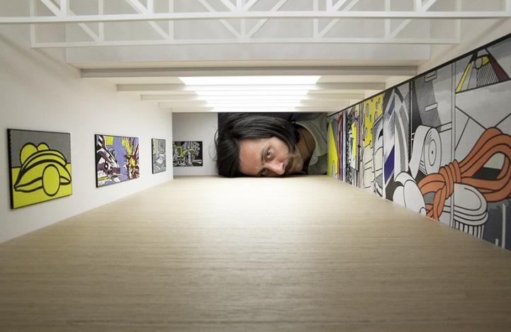 Miniature Galleries:把頭塞進微型美術館裡換種方式看展覽 10