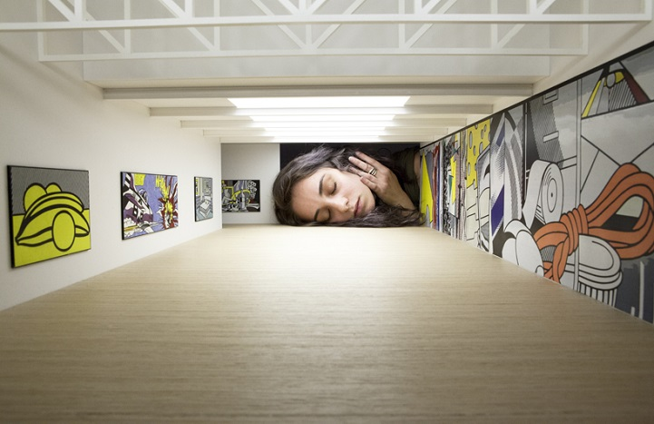Miniature Galleries:把頭塞進微型美術館裡換種方式看展覽 12