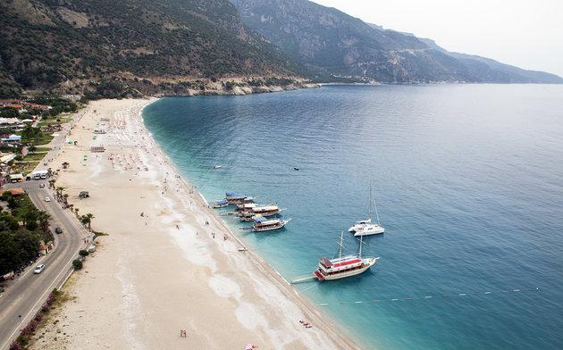 Belcekiz Beach - Oludeniz / Fethiye