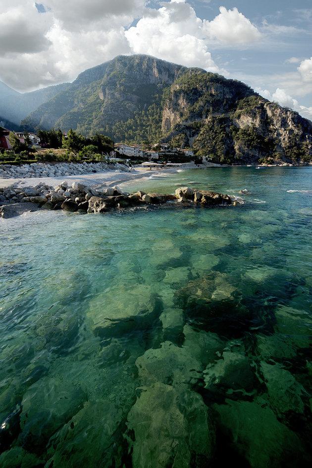 Fethiye Oludeniz, Turkey beautiful paradise.