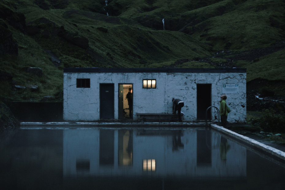 Seljavallalaug:冰島的山谷裡藏了一個絕美的秘密游泳池 1